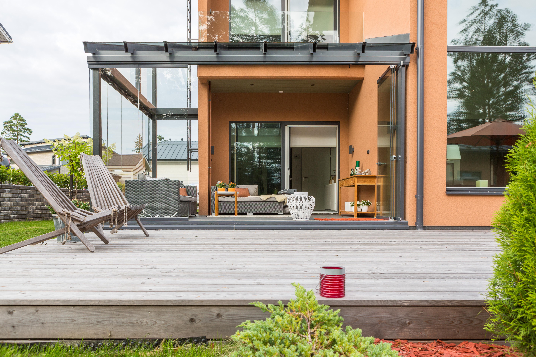 Vitrage pour terrasse - 3